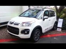 Citroen Aircross 2015 Colombia