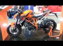 KTM 1290 Super Duke R 2015 Colombia