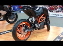 KTM 390 Duke ABS 2015 Colombia