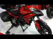 Ducati Multistrada 1200 S 2015 Colombia