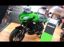 Kawasaki Versys 650 2015 Colombia