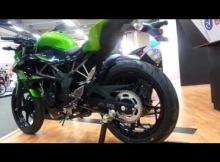 Kawasaki Z250 SL 2015 Colombia