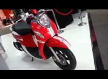 Yamaha Fino Racing 2015 Colombia