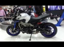 Yamaha MT-09 2015 Colombia