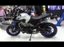 Yamaha MT-09 2015 Colombia