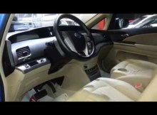 BYD E6 Electrico 2015 Video Interior Colombia