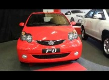 BYD F0 2015 Colombia
