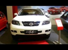BYD S6 DCT 2015 Video Exterior Colombia