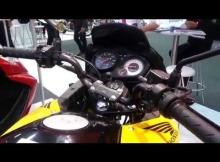 Honda CBF125 2015 Colombia