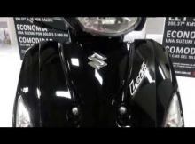 Suzuki Lets 110 2015 Colombia