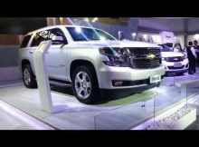 Chevrolet Tahoe LT 2015 Video Exterior Colombia