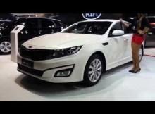 Kia Optima 2015 Video Exterior Colombia