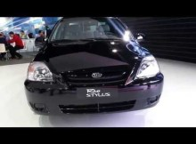 Kia Rio Stylus 2015 Video Exterior Colombia
