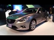 Mazda 6 2015 Video Exterior Colombia