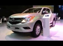 Mazda BT-50 Professional 2015 Video Exterior Colombia