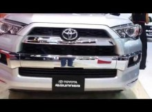 Toyota 4Runner Limited 2015 Video Exterior Colombia