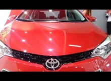 Toyota Corolla S 2015 Video Exterior Colombia