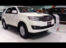 Toyota Fortuner Plus 2015 Video Exterior Colombia