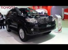 Toyota Fortuner Sr5 2015 Video Exterior Colombia