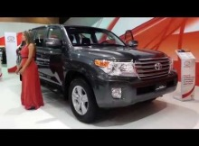 Toyota Land Cruiser 200 2015 Video Exterior Colombia