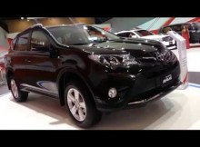 Toyota RAV4 2015 Video Exterior Colombia